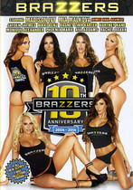Brazzers 10th Anniversary (2 Dvds)
