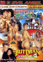 Buttman Goes To Rio 3 + 4 (2 Dvds)