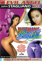 Buttman's Rio Extreme Girls (2 Dvds)