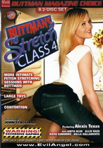 Buttman's Stretch Class 04 (2 Dvds)