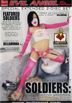 Belladonna's Foot Soldiers 1: The Stomping Grounds (2 Dvds)