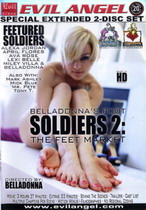 Belladonna's Foot Soldiers 2: The Feet Market (2 Dvds)