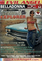 Belladonna Sexual Explorer (2 Dvds)