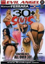 30+ Sluts (2 Dvds)