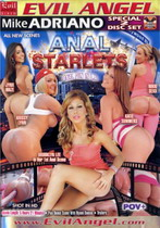 Anal Starlets 1 (2 Dvds)