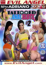 Tattooed Anal Sluts 2 (2 Dvds)