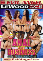 Anal Is My Business 1 (2 Dvds)
