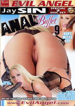 Anal Buffet 09 (2 Dvds)