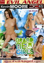 Brand New Girls (2 Dvds)