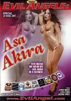 Asa Akira (2 Dvds)