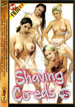Shaving Co-Eds 5