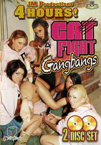 Cat Fight Gangbangs (2 Dvds)