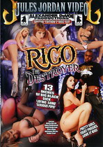 Rico The Destroyer (2 Dvds)