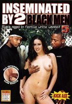 Inseminated By 2 Black Men 05
