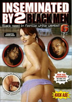Inseminated By 2 Black Men 06