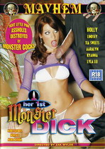 Her 1st Monster Dick