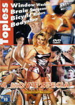 Topless 4 Movie Special (2 Dvds)