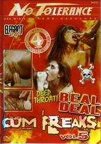 Real Deal Cum Freaks 05