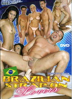 Brazilian Strap-On Lovers