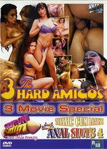 The 3 Hard Amigos (2 Dvds)