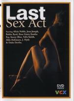 Last Sex Act