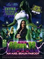 She Hulk XXX: An Axel Braun Parody (2 Dvds)
