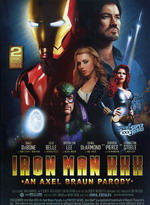 Iron Man XXX: An Axel Braun Parody (2 Dvds)