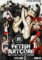 Fetish Artcore Set 2 (4 Dvds)