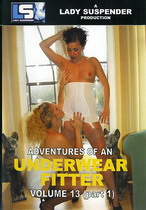 Adventures Of An Underwear Fitter 13: Part 1