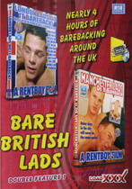 Bare British Lads Double Feature 1