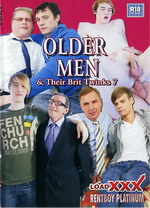 Older Men & Their Brit Twinks 07