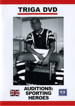 Auditions: Sporting Heroes