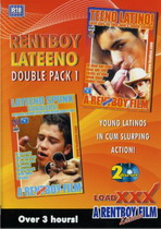 Rentboy Lateeno Double Pack 1 (2 Dvds)