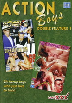 Action Boys Double Feature 1