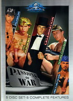 Passions Of War 1 - 5 (5 Dvds)