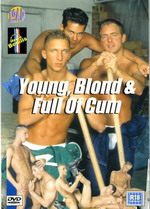 Young, Blond & Full Of Cum (Euro Tools)