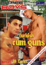 Turkish Cum Guns 1