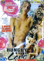 Hungry For Love + Hungry For Cock (2 Dvds)