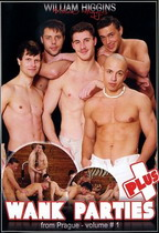 Wank Parties Plus From Prague 1