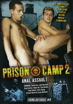 Prison Camp 2: Anal Assault