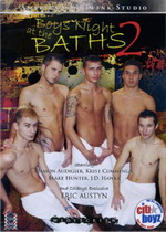 Boys Night At The Baths 2