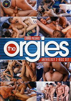 The Orgies Anthology (2 Dvds)