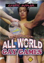 Erotic Ninja 08: All World Gay Games