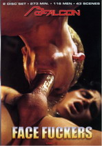 Face Fuckers 1 (2 Dvds)