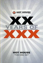 Hot House XX Years Of XXX (2 Dvds)