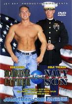 Marine Father Navy Son