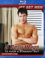5 Easy Ways To Fuck A Straight Guy (Blu-Ray)