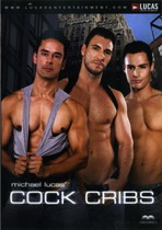Cock Cribs (2 Dvds)