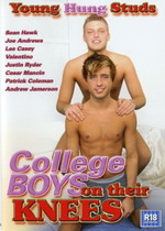College Boys On Their Knees 1