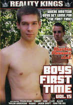 Boys First Time 15